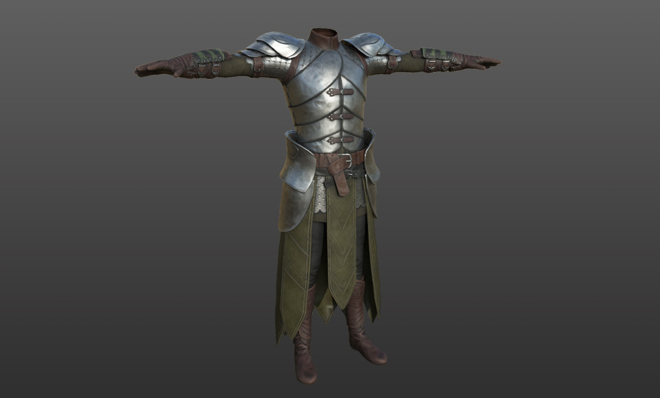 [April Contest] Vote for the Community Magic Armor!