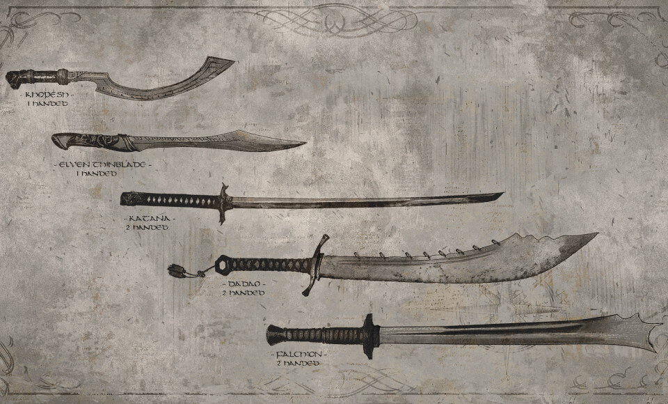 [May Community Vote] Blades of the Old Worlds - The Selection