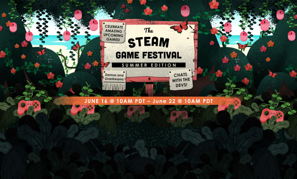Steam Summer Festival - New Demo available June 16th!