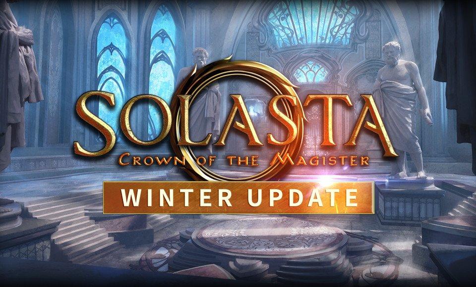 Winter Update, Community Stream & GOG Release!
