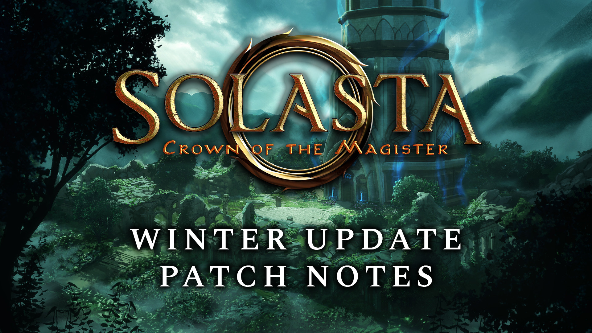 Solasta Winter Update - Patch Notes