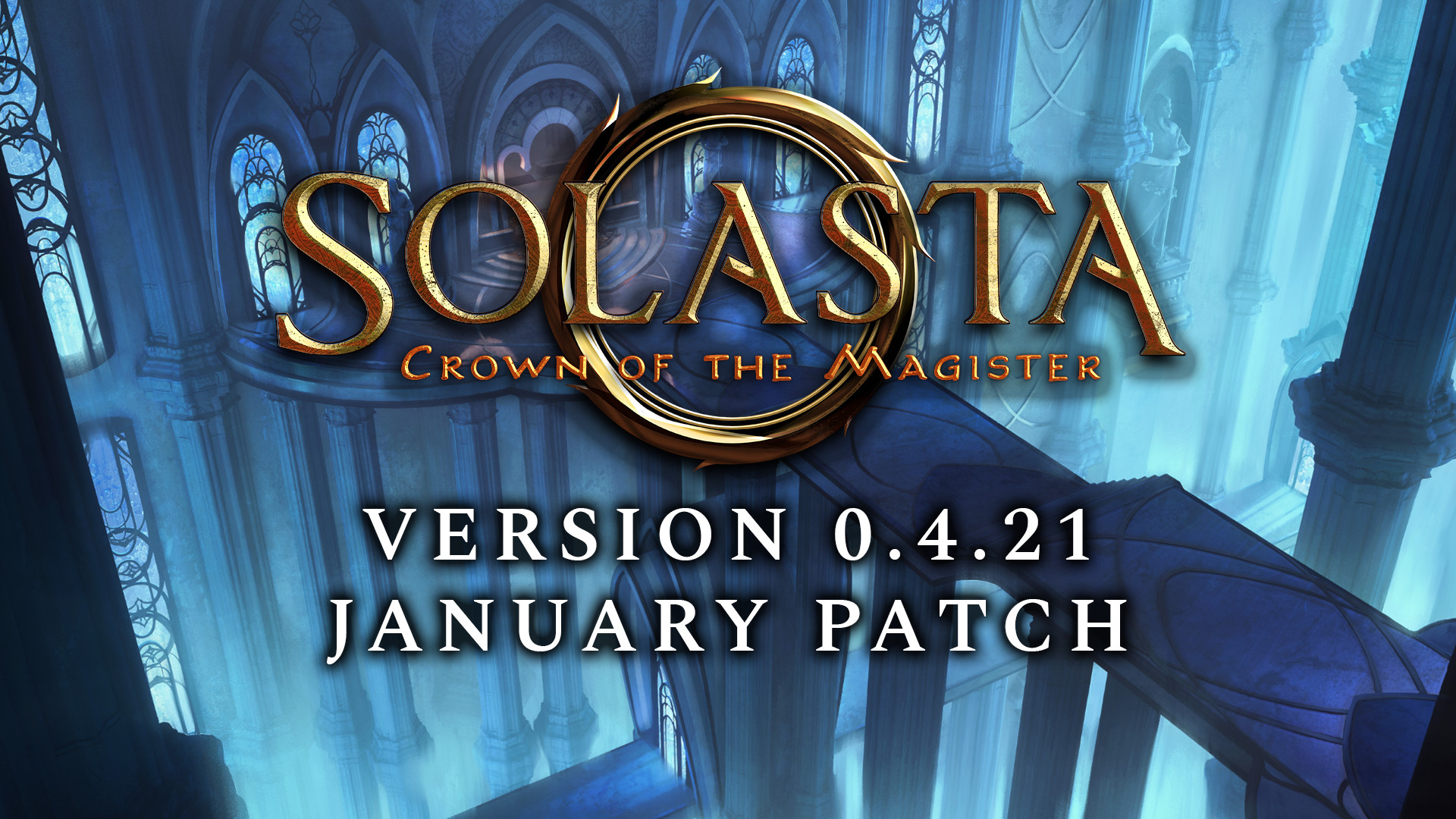 Solasta January Patch - Patch Notes