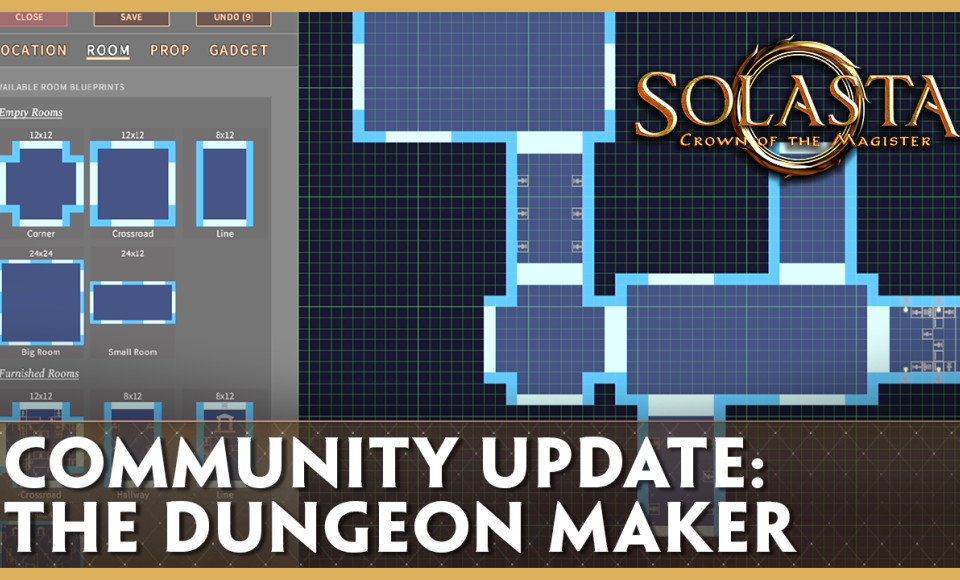Dungeon Maker Showcase - Create your own Dungeons!