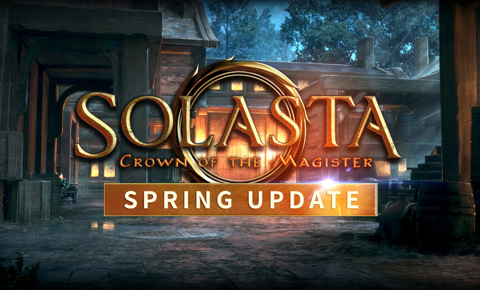 Solasta Spring Update Patch Notes