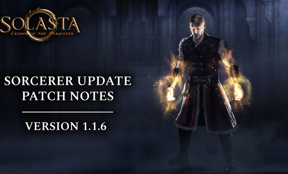 Sorcerer Update Patch Notes