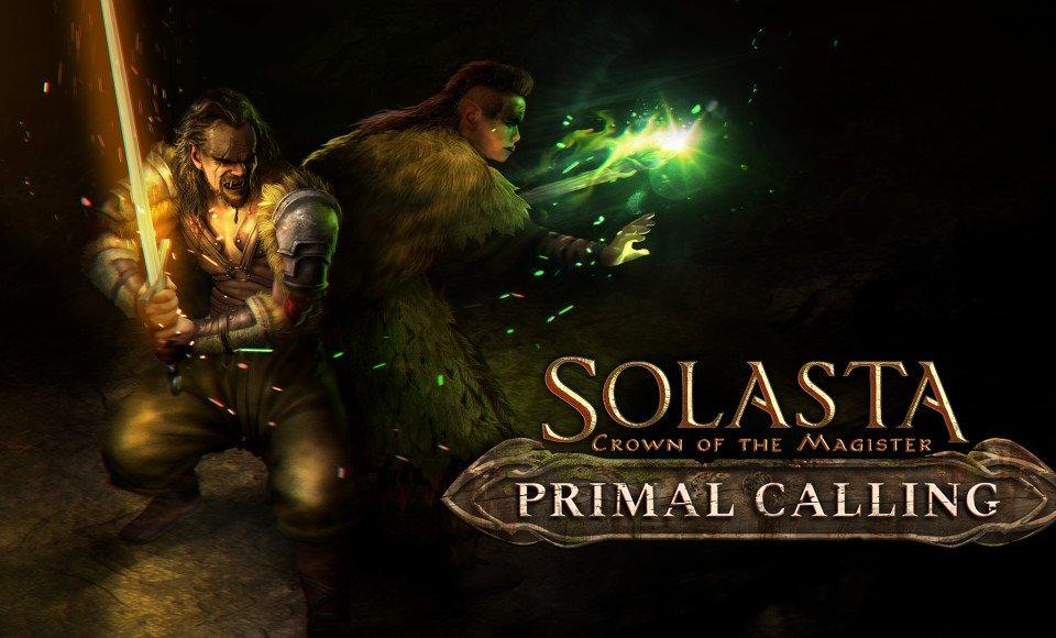 Primal Calling DLC coming November 4th! Barbarians & Druids rejoice!