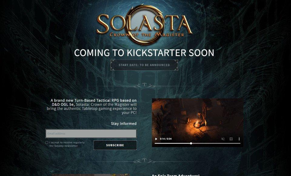 Gen Con 2019 & Kickstarter Info Page!