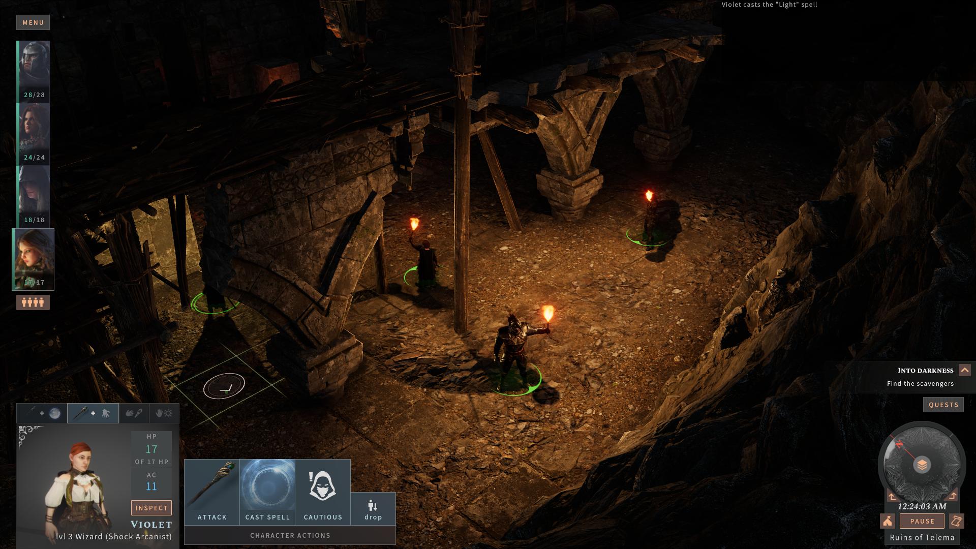 orc camp | RPG Jeuxvidéo